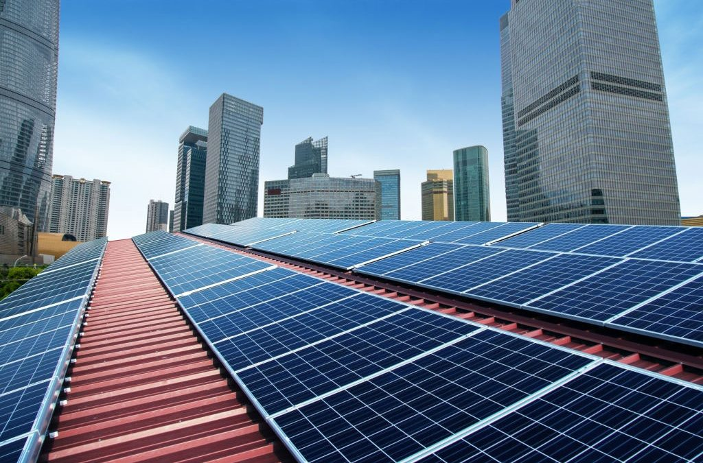 Commercial Solar Financing Solution