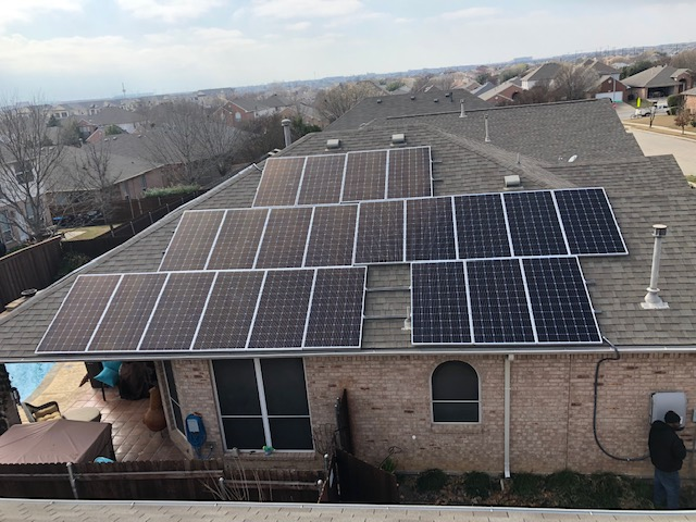 Saving Money With Residential Solar Panels